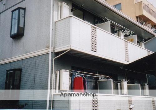 愛知県名古屋市南区、神宮前駅徒歩16分の築23年 2階建の賃貸アパート