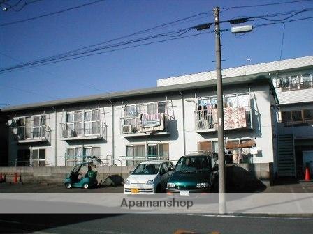 愛知県名古屋市南区、豊田本町駅徒歩5分の築38年 2階建の賃貸アパート