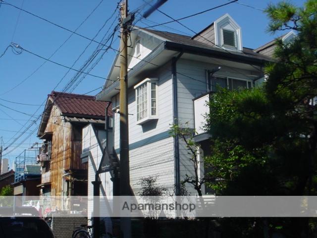 愛知県名古屋市南区、大同町駅徒歩13分の築29年 2階建の賃貸アパート