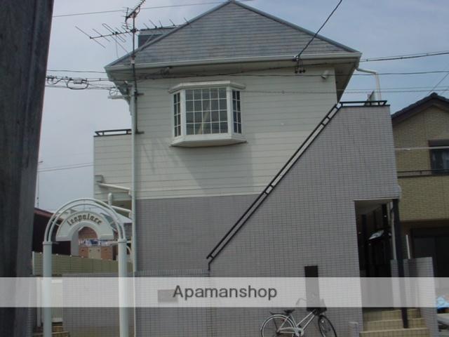 愛知県名古屋市南区、道徳駅徒歩12分の築28年 2階建の賃貸アパート