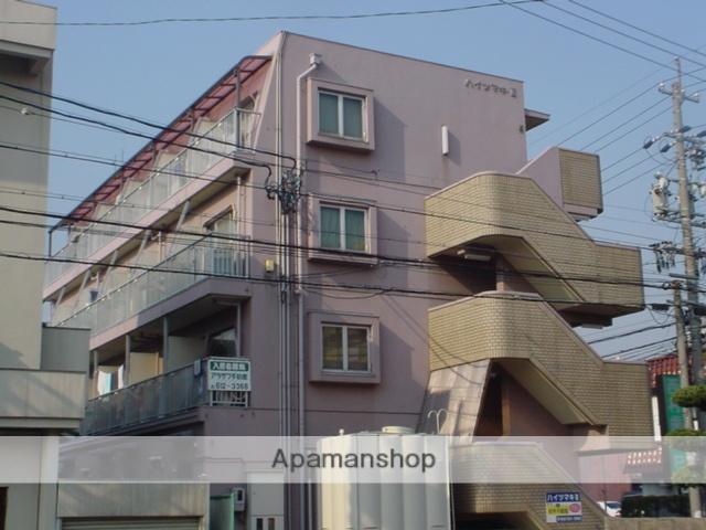 愛知県名古屋市南区、笠寺駅徒歩28分の築27年 4階建の賃貸マンション