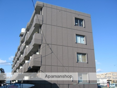 愛知県名古屋市南区、本笠寺駅徒歩8分の築41年 4階建の賃貸マンション