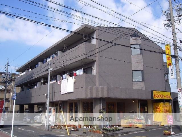 愛知県名古屋市南区、本笠寺駅徒歩14分の築21年 3階建の賃貸マンション