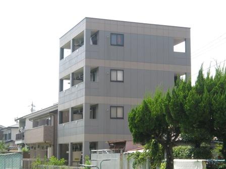 愛知県名古屋市南区、道徳駅徒歩16分の築10年 4階建の賃貸マンション