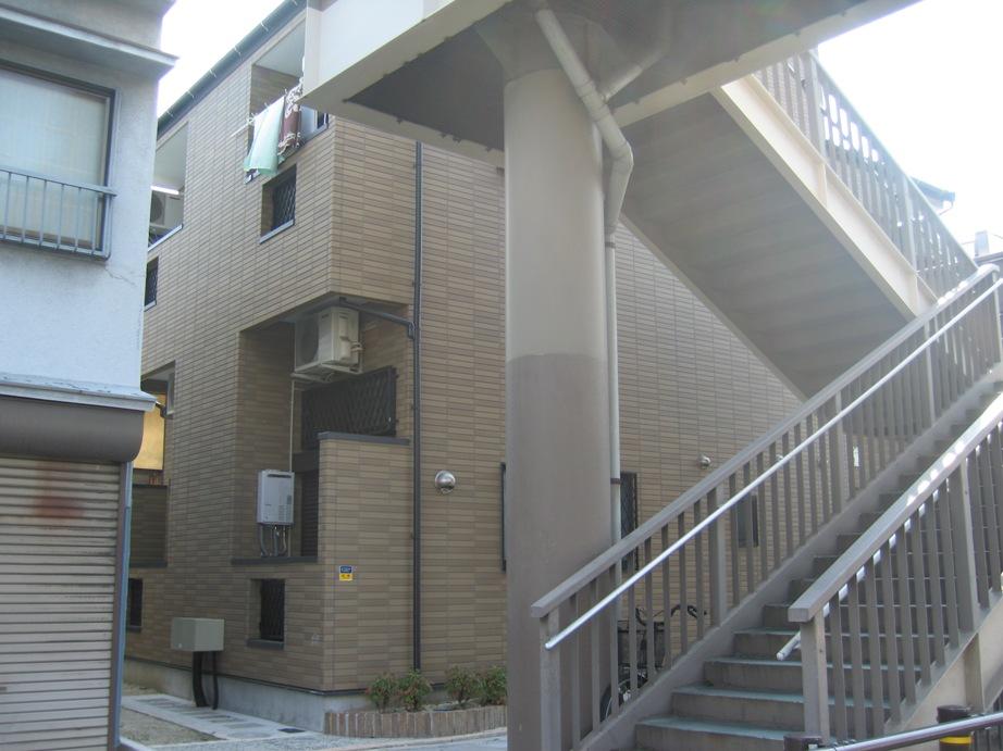 愛知県名古屋市瑞穂区、豊田本町駅徒歩14分の築11年 2階建の賃貸アパート