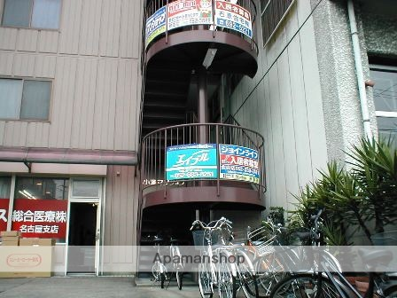 愛知県名古屋市南区、伝馬町駅徒歩8分の築27年 5階建の賃貸マンション