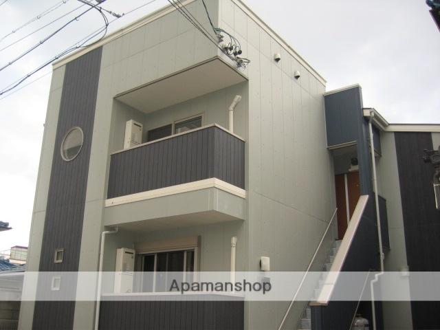 愛知県名古屋市瑞穂区、呼続駅徒歩8分の築9年 2階建の賃貸アパート