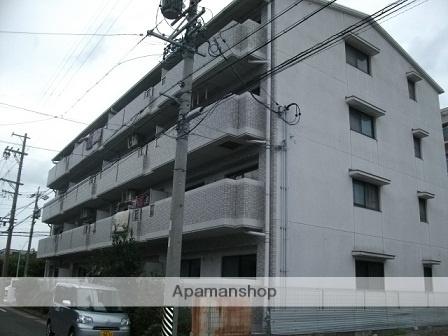 愛知県名古屋市南区、本星崎駅徒歩3分の築23年 4階建の賃貸マンション