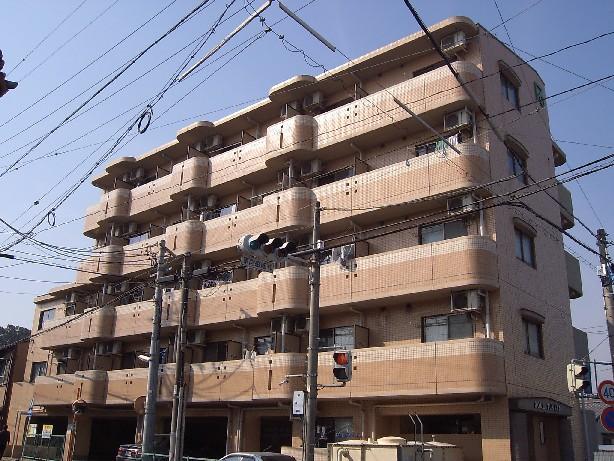 愛知県名古屋市瑞穂区、妙音通駅徒歩13分の築21年 5階建の賃貸マンション