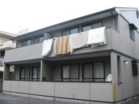 愛知県名古屋市瑞穂区、瑞穂運動場東駅徒歩11分の築17年 2階建の賃貸アパート
