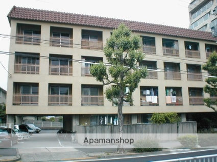 愛知県名古屋市瑞穂区、総合リハビリセンター駅徒歩16分の築44年 4階建の賃貸マンション
