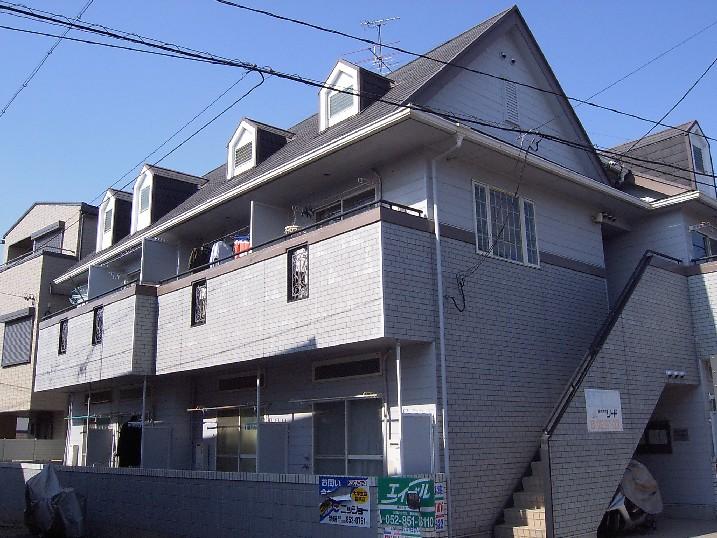 愛知県名古屋市瑞穂区、桜山駅徒歩15分の築26年 2階建の賃貸アパート