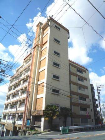 愛知県名古屋市瑞穂区、総合リハビリセンター駅徒歩12分の築52年 6階建の賃貸マンション