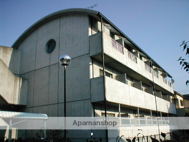 愛知県名古屋市瑞穂区、桜山駅徒歩18分の築22年 3階建の賃貸マンション