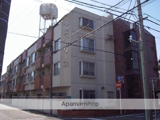 愛知県名古屋市瑞穂区、御器所駅徒歩17分の築38年 4階建の賃貸マンション