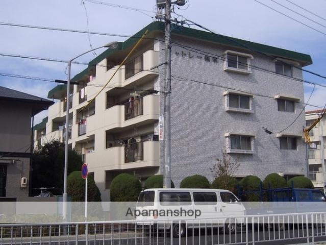 愛知県名古屋市瑞穂区、瑞穂運動場東駅徒歩12分の築31年 4階建の賃貸マンション