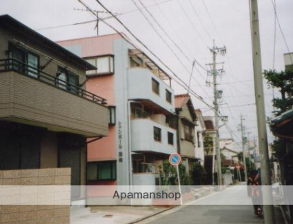 愛知県名古屋市瑞穂区、御器所駅徒歩19分の築27年 3階建の賃貸マンション
