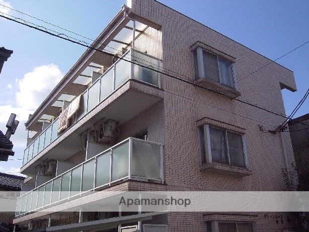 愛知県名古屋市瑞穂区、堀田駅徒歩10分の築27年 3階建の賃貸マンション