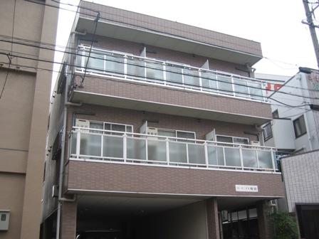 愛知県名古屋市瑞穂区、荒畑駅徒歩19分の築22年 3階建の賃貸マンション