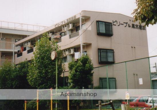 愛知県名古屋市瑞穂区、荒畑駅徒歩17分の築22年 3階建の賃貸マンション