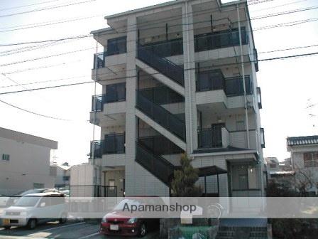 愛知県名古屋市緑区、鳴子北駅徒歩7分の築18年 4階建の賃貸マンション
