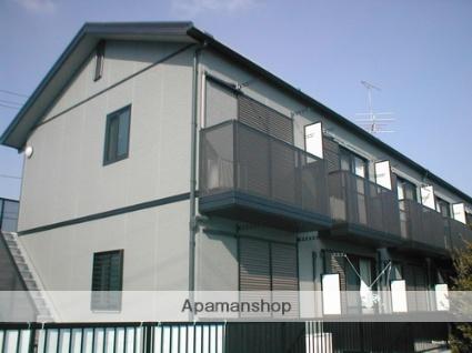 愛知県名古屋市南区、桜本町駅徒歩3分の築17年 2階建の賃貸アパート