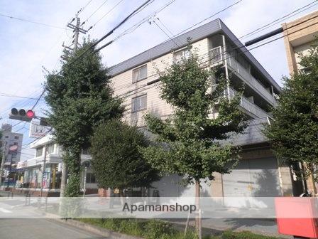 愛知県名古屋市南区、本笠寺駅徒歩7分の築37年 4階建の賃貸マンション