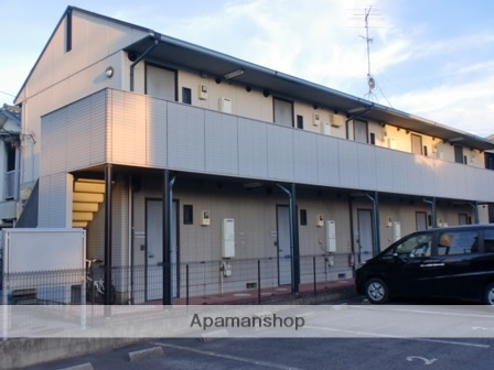 愛知県名古屋市南区、鶴里駅徒歩5分の築22年 2階建の賃貸アパート