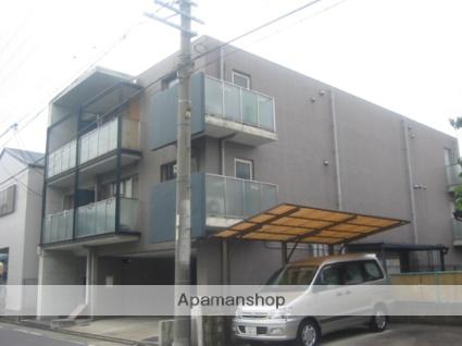 愛知県名古屋市南区、桜本町駅徒歩16分の築20年 3階建の賃貸マンション
