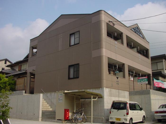 愛知県名古屋市緑区の築16年 2階建の賃貸アパート