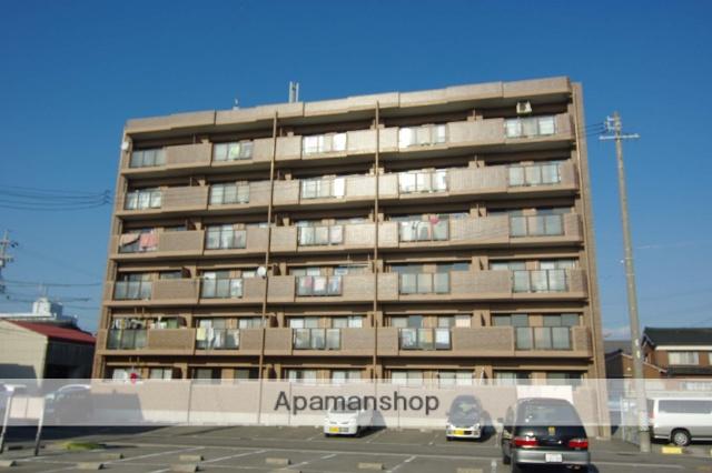 愛知県碧南市、碧南駅徒歩8分の築20年 6階建の賃貸マンション