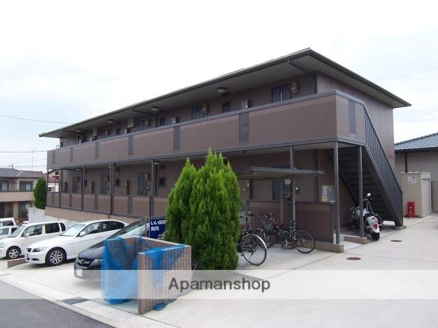 愛知県名古屋市天白区、平針駅徒歩12分の築11年 2階建の賃貸アパート