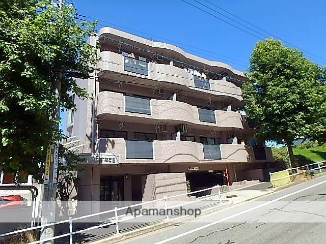 愛知県名古屋市天白区、植田駅徒歩12分の築19年 3階建の賃貸マンション