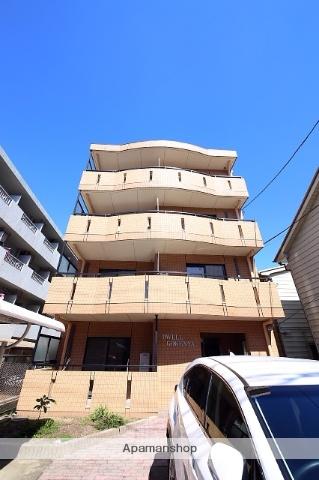 愛知県名古屋市昭和区、川名駅徒歩9分の築16年 4階建の賃貸マンション
