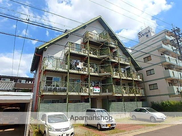 愛知県名古屋市天白区、塩釜口駅徒歩5分の築30年 5階建の賃貸マンション