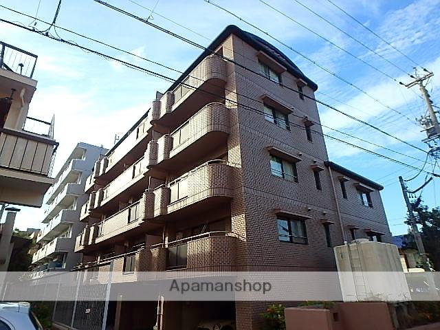 愛知県名古屋市天白区、原駅徒歩8分の築27年 5階建の賃貸マンション