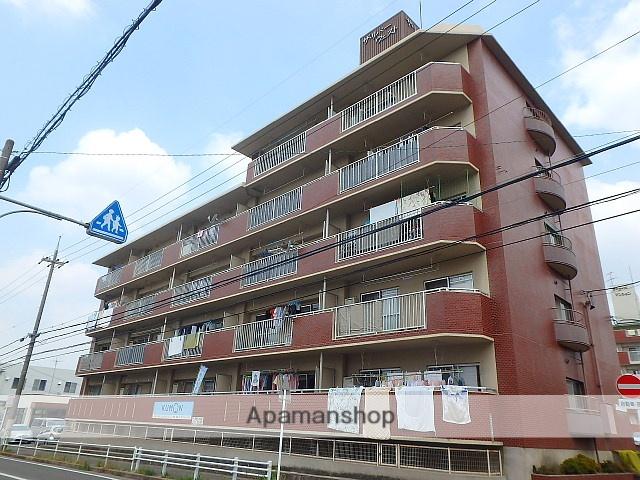 愛知県名古屋市天白区、原駅徒歩6分の築30年 5階建の賃貸マンション