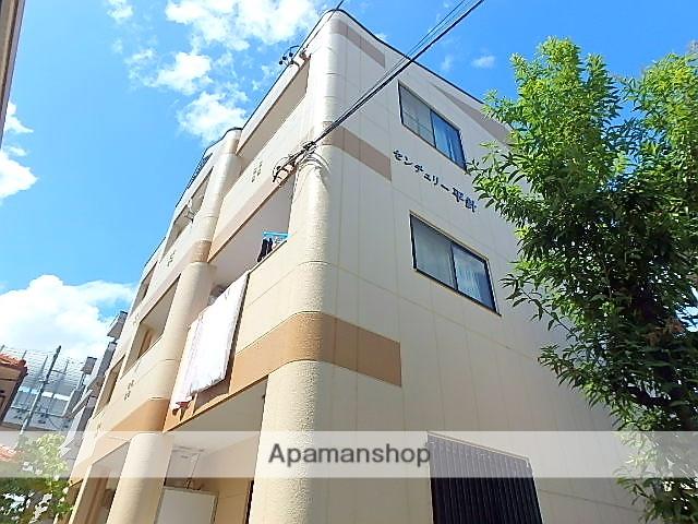 愛知県名古屋市天白区、平針駅徒歩10分の築19年 3階建の賃貸マンション