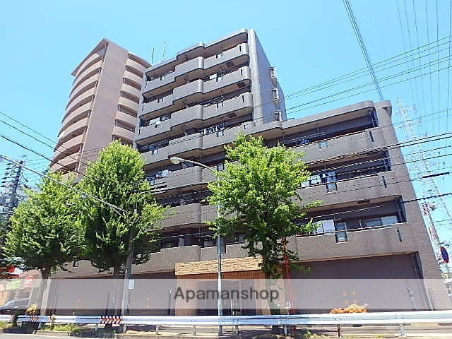 愛知県名古屋市天白区、原駅徒歩4分の築20年 8階建の賃貸マンション