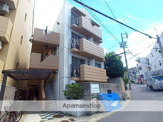 愛知県名古屋市天白区、八事日赤駅徒歩17分の築31年 4階建の賃貸マンション