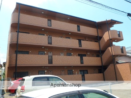 愛知県名古屋市天白区、塩釜口駅徒歩7分の築15年 4階建の賃貸マンション
