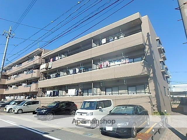 愛知県名古屋市天白区、塩釜口駅徒歩7分の築14年 3階建の賃貸マンション