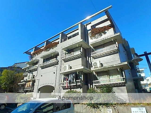 愛知県名古屋市天白区、八事駅徒歩8分の築31年 3階建の賃貸マンション