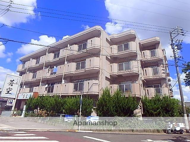 愛知県名古屋市天白区、植田駅徒歩8分の築33年 4階建の賃貸マンション