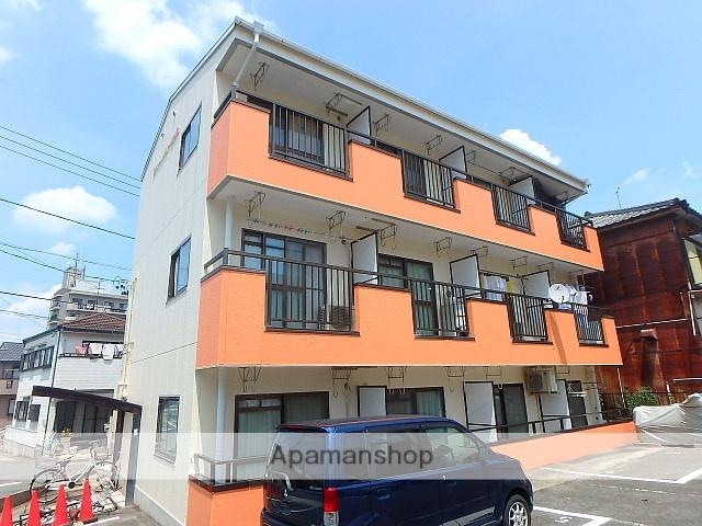 愛知県名古屋市天白区の築28年 3階建の賃貸マンション