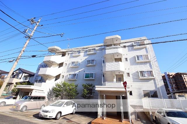 愛知県名古屋市天白区の築30年 4階建の賃貸マンション