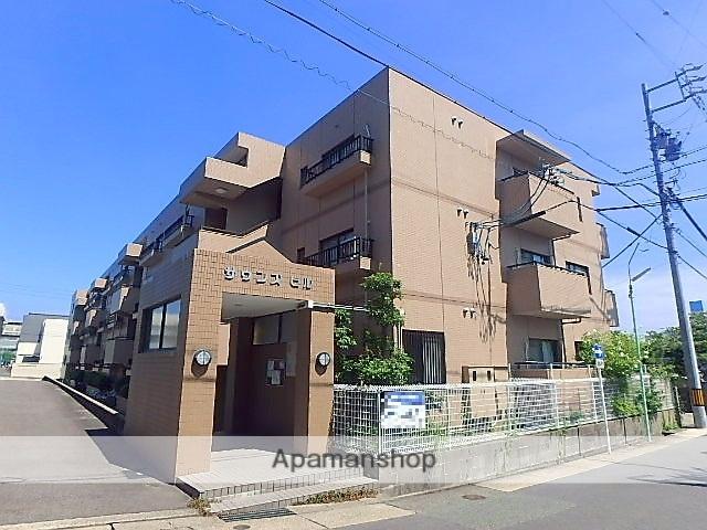 愛知県名古屋市天白区、原駅徒歩8分の築23年 3階建の賃貸マンション