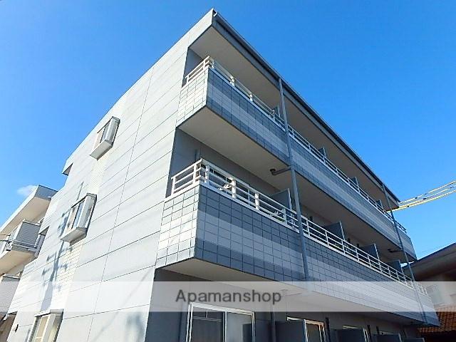愛知県名古屋市天白区、塩釜口駅徒歩8分の築22年 3階建の賃貸マンション