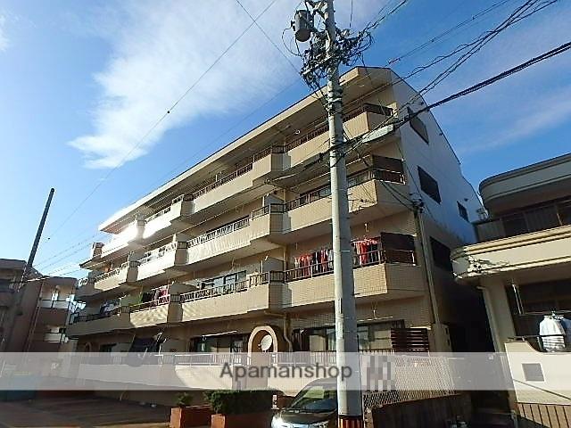 愛知県名古屋市天白区、原駅徒歩3分の築29年 4階建の賃貸マンション