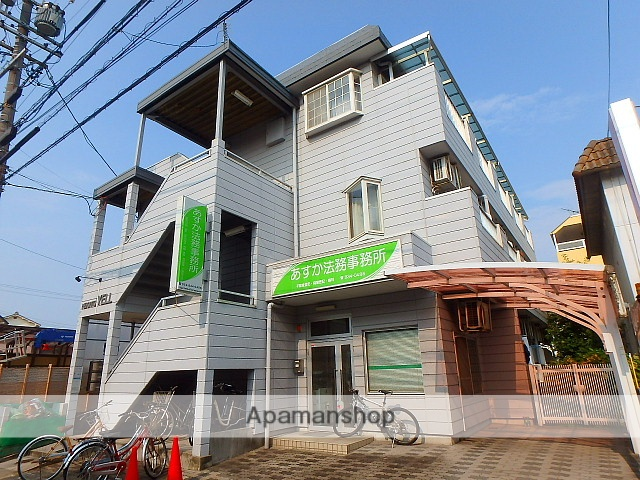 愛知県名古屋市天白区、塩釜口駅徒歩7分の築27年 3階建の賃貸マンション